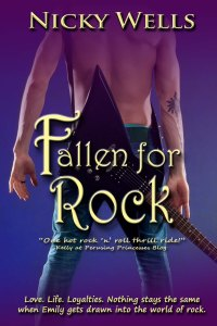 Fallen For RockCover