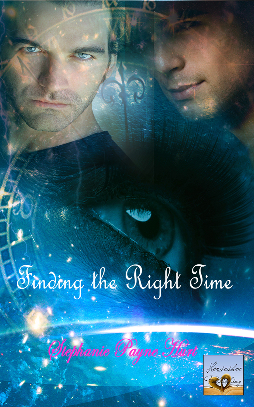Finding the Right Time front cover