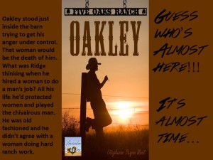 Oakley's Coming Ad