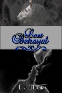 LOST BETRAYAL BOOK COVER