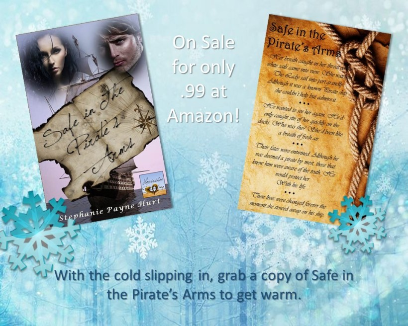 Winter Pirate Sale